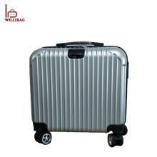 """16 """"bagagem dura das malas de viagem do trole de Shell do saco da bagagem da cabine"""