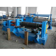 Linha de corte automática da bobina de aço, máquina de corte na venda