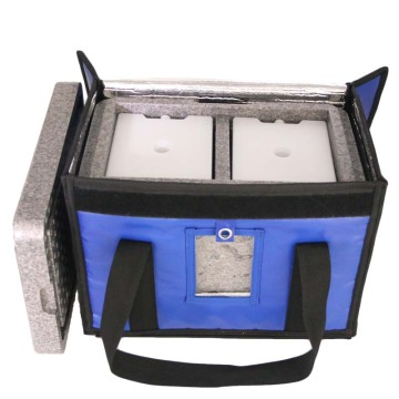 20L EPP Foam Medical Storage Kühlkettenbox