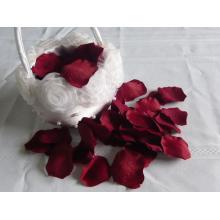 2015 Venta caliente Real Touch Wedding Use pétalos de flores secas artificiales