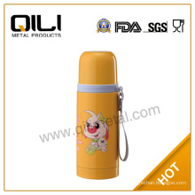 Fashion stainless steel double vacuum food flasks