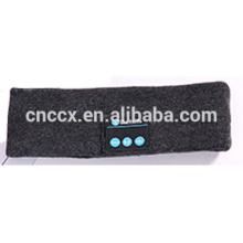 PK18ST018 latest fashion knitting women hair band with wireless earphone