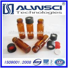 Fabricação de Vial de Amostra ALCM para análise de HPLC