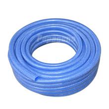 Verstärkter PVC-Geflechtschlauch