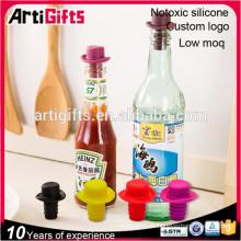 Tapones de botella de vino de goma de silicona de precio directo tapón de botella de venta directa de fábrica