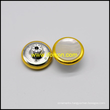 Combinated Metal Jeans Button for Jacket.