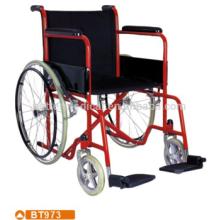Cadeira de rodas de tamanho infantil com largura de assento de 35cm