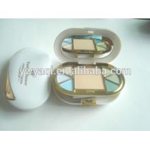 emballage de cas poudre compacte poudre compacte poudre set