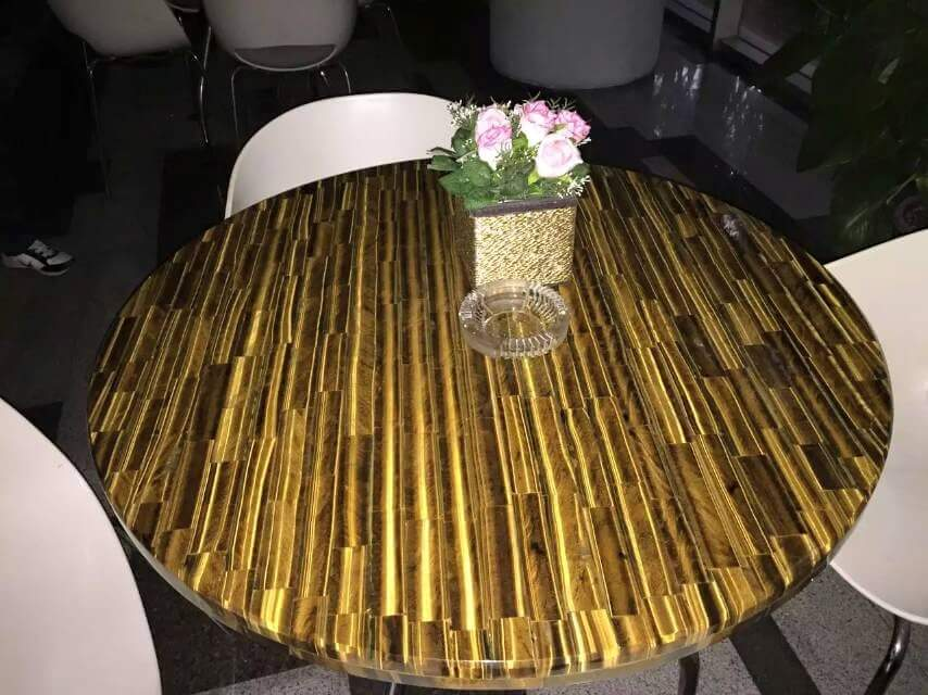 Gemstone Table Tops