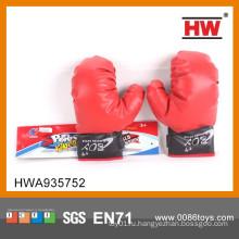 Смешные спортивные мягкие игрушки PU детей мини боксерские перчатки