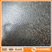 Variation en aluminium gaufré