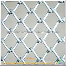 Elegant appearance used chain link fence for sale(Factory)