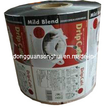 Plastic Packing Coffee Film/ Coffee Packaging Film