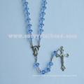 Bijoux en argent perles Christian pendentif chapelet
