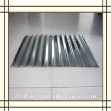 1060 hoja de aluminio corrugado