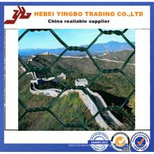 ISO9001 Zertifikat Hersteller Rost Proof Sechskant Drahtgewebe