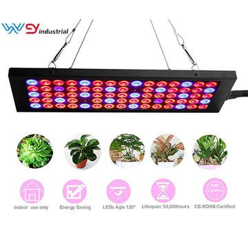 Lámpara de cultivo Hydroponic Grow Panel 25W 45W