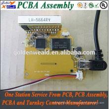 Carte de commande pour l'assemblage de carte PCB à faible coût du système Access