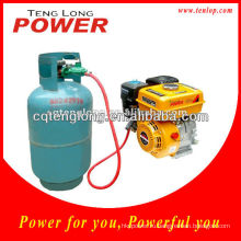 6.5HP LPG двойной топлива двигатель