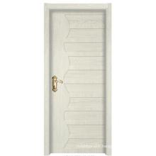 PU+HDF Molded Door (pH-Q036)