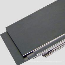 Feuille de molybdène de haute qualité et de haute densité
