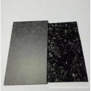 Custom forged carbon fiber sheet/plate factory