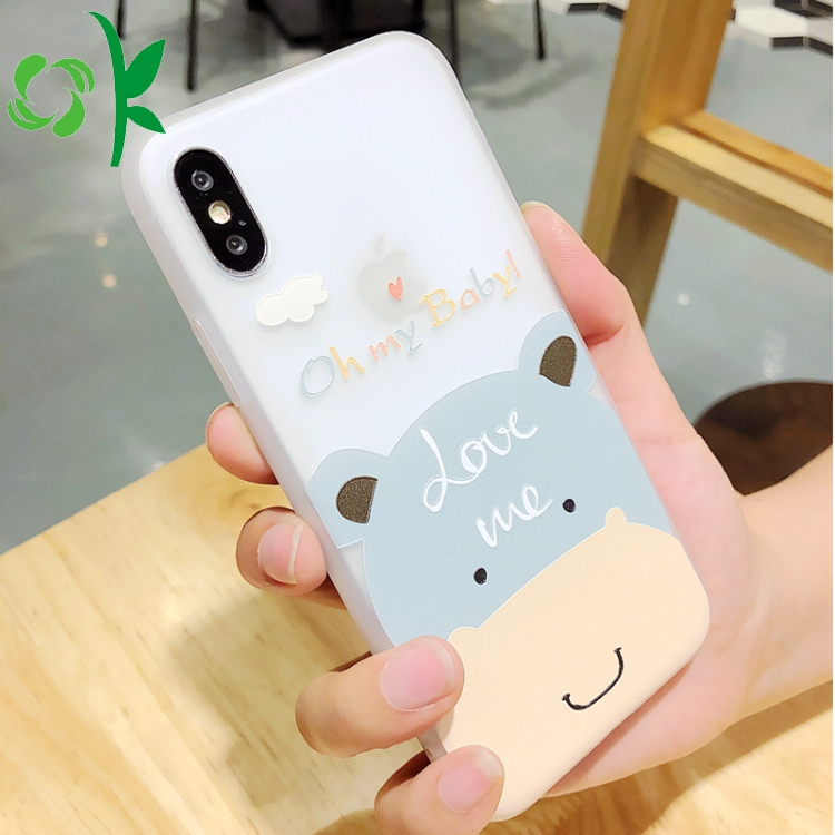 Cartoon Mobile Case For Iphone 8