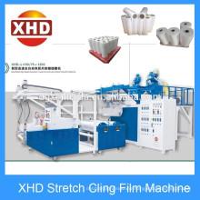 XHD-L 55/75 X 1250 LLDPE Stretchable Film Machine Manufacturer