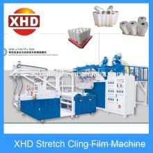 1000mm Jumbo Roll Stretch Cling Film Machine para rebobinar a linha