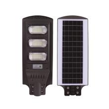 Интегрированный солнечный уличный фонарь мощностью 90 Вт