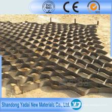 Hochwertiger Plastikschotter-Stabilisator / Boden-Stabilisator Geocell GS-50-400
