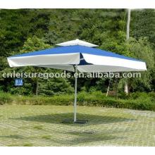 Алюминиевый напольный сад патио большой зонтик