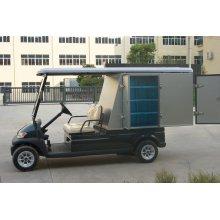Excar Brand Hotel utilise un chariot électroménager
