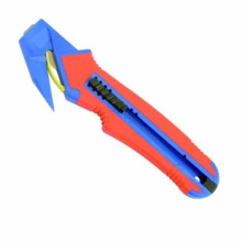 Cortador de caja de seguridad de doble color
