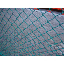 PVC Coated Chain Link Fence Made in China