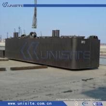 steel pontoon for pump for dredging and marine construction(USA-1-003)