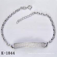 Joyería de la manera de la plata esterlina 925 (K-1844, K-1845, K-1846, K-1847, K-1848, K-1849)