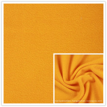 Solid Dyed Polar Fleece Double Brushed Anti-Pilling Polyester Fleece Super Heavy