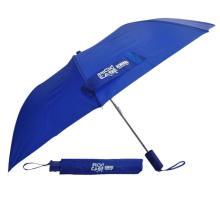 Advertising Cheap Customized Automatic Open 2 Fold Umbrella