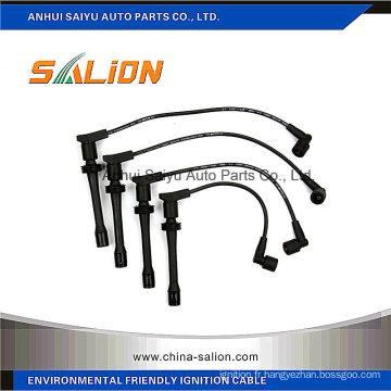 Câble d'allumage / fil d'allumage pour Lada 2112