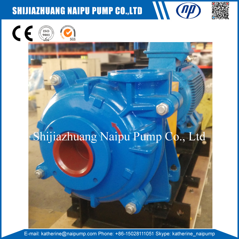 6 4eeahe Slurry Pump