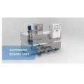 Prensa de tornillo de la máquina de deshidratación de lodos de voluta