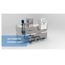 Máquina de deshidratación para el tratamiento de lodos aceitosos