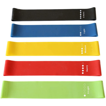 Großhandel Custom Logo Resistance Workout Bands