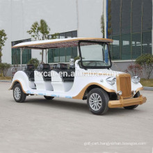 popular 48V 8 seats electric classic car for sale