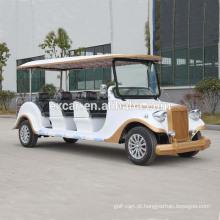 carro clássico elétrico popular dos assentos de 48V 8 for sale