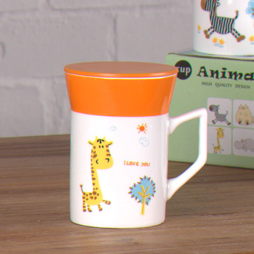 pot plant coffee mug