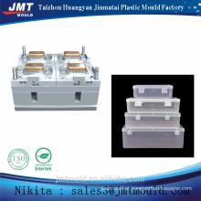 molde do recipiente de plástico injeção de parede fina para embalagem de alimentos congelados