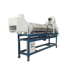 Máquina de secagem de grãos de sementes