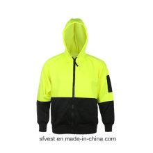 Vêtements de sécurité imperméables à haute visibilité, vestes de sécurité Oxford, vêtements de pluie